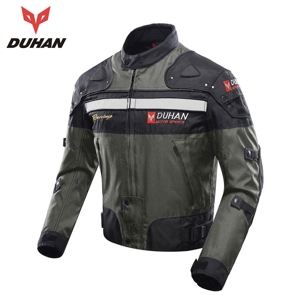 DUHAN Motorjas Heren Moto-jas Beschermende kleding Motorraceauto's - Motoraccessoires en onderdelen - Foto 3