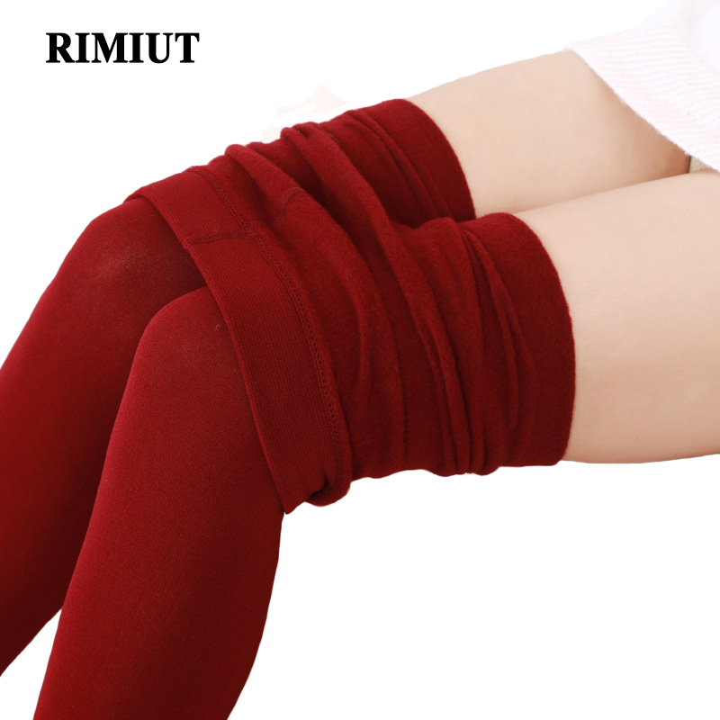 RIMIUT Fashion Women Autumn Sexy Slim Casual Leggings High Elasticity Candy Colors Female Winter Pants Fitness Legging