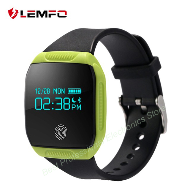 LEMFO E07S Waterproof Bluetooth Sports Smart Watch Pedometer Fitness Tracker Smartwatch Call Reminder For Android IOS Phones