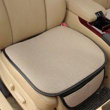 Assento de carro conjunto peça almofada favo mel viscose quatro estações tampas assento do carro k3 k4 gs5 ga5 ga6 ga3 ix25 ix35 almofada