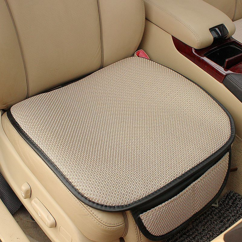 Car Seat Cushion Piece Set Honeycomb Viscose Four Seasons Car Seat Covers  K3 K4 GS5 GA5 GA6 GA3 Ix25 Ix35   Seat Cushion