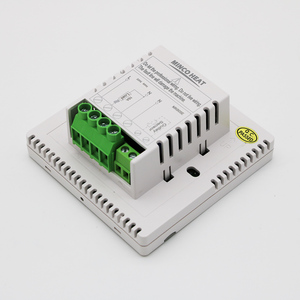 Image 5 - LCD Screen Thermostat Warm Floor Heating System Thermoregulator AC200 240V Temperature Controller