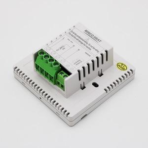 Image 5 - หน้าจอ LCD Thermostat ความร้อนชั้นระบบ Thermoregulator AC200 240V อุณหภูมิ CONTROLLER