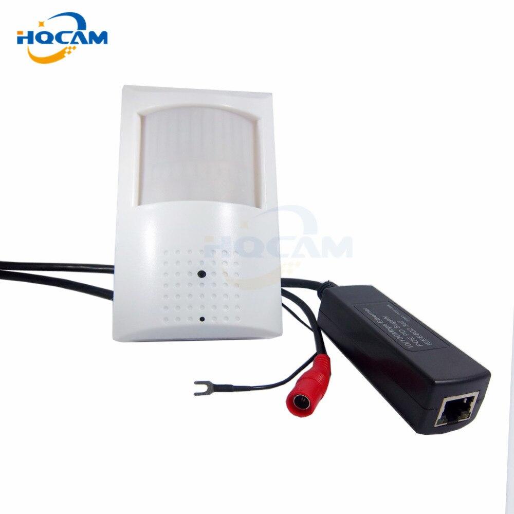 Hqcam ИК-960 P POE ip-камера POE 940nm инфракрасный IP-камера ИК POE PIR Стиль Onvif 2.0 IR Ночное видение камеры p2P plug and play