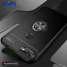 XSDTS Magnetic Car Stand Phone Case For Huawei Honor View V9 V10 V20 Nova 2 2s 3 3i 3e 4e 4 5i 5 Pro Back Cover Coque(China)