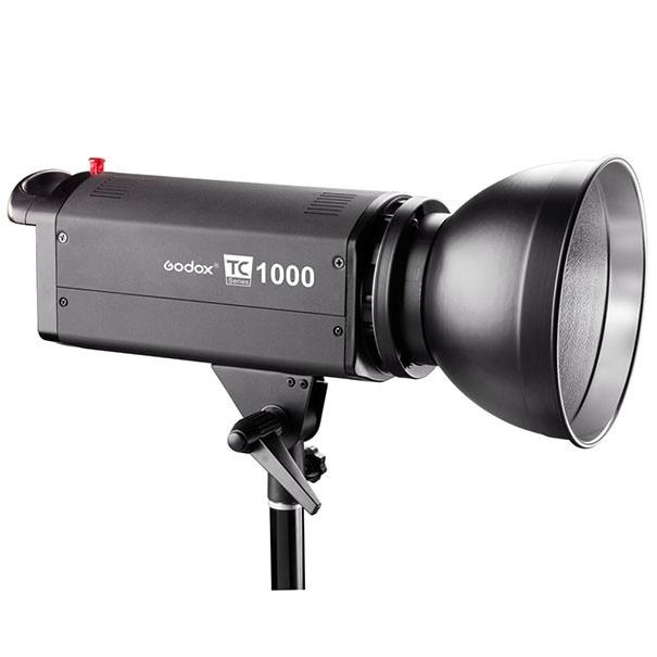 Hot New Godox TC1000 1000W Studio Strobe Flash Light Lamp Head 220V 110V