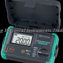 Быстрая KYORITSU 4105DL-H KEW 4105DL-H Цифровые датчики грунта(жесткий корпус), 0-30 в