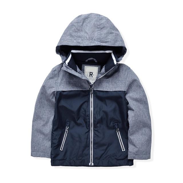 b0609a0a8 spring hot autumn children kids boys hooded jacket