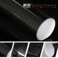 Free Shipping 200x30/50cm 5D Carbon Fiber Vinyl Film 3M Car Sticker Waterproof DIY Car Styling Color Wrap With Retail packaging