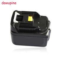 Dawupine 14.4 V 3000 mAh Au Lithium-ion Batterie Pour Makita 14.4 V 3.0A BL1430 BL1415 BL1440 USB Chargeur Adaptateur convertisseur Mobile Téléphone