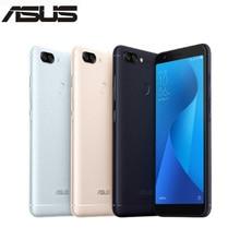 Оригинальный ASUS ZenFone 4S Max плюс M1 ZB570TL 4G LTE мобильный телефон 5,7 «4 GB Оперативная память 64gbrom 18:9 полный Экран 4130 mAh Android телефона