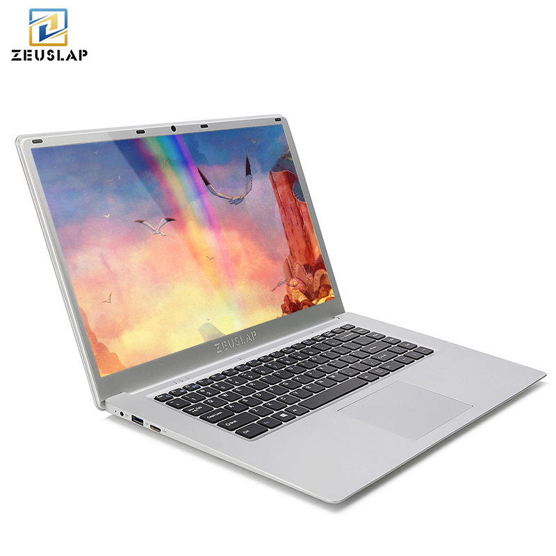 15,6 zoll 8GB Ram + 500GB 1TB 2TB HDD <font><b>720GB</b></font> <font><b>SSD</b></font> Windows 10 System Intel Quad core CPU 1920*1080P Volle HD Laptop Notebook Computer image
