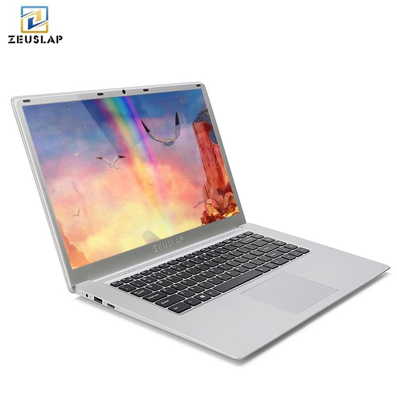 15.6inch 8GB Ram+500GB 1TB 2TB HDD 720GB SSD Windows 10 System Intel Quad Core CPU 1920*1080P Full HD Laptop Notebook Computer