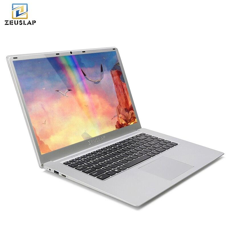 Ordinateur portable 15.6 pouces Intel Celeron 8 GB RAM 1000 GB HDD pc ordinateur portable