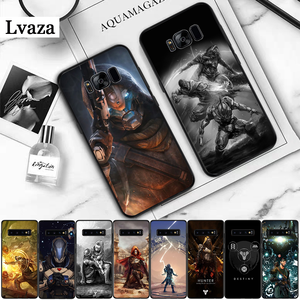 Lavaza Destiny 2 <font><b>funny</b></font> Silicone <font><b>Case</b></font> for <font><b>Samsung</b></font> S6 Edge S7 S8 Plus S9 S10 <font><b>Note</b></font> 8 <font><b>9</b></font> 10 M10 M20 M30 M40 image