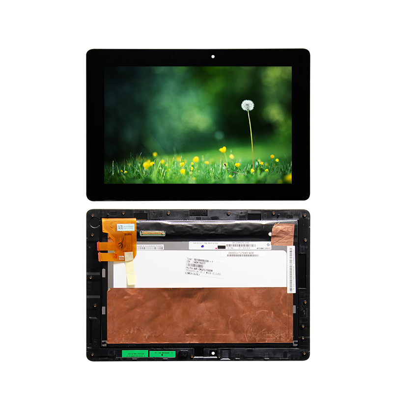 100% Test For ASUS TF300TG TF300T TF300TL TF300 5158N LCD Display Touch Screen Digitizer Panel Assembly with Frame new 10 1 inch for asus transformer pad tf300 tf300t tf330tg digitizer touch screen 5158n fpc 1