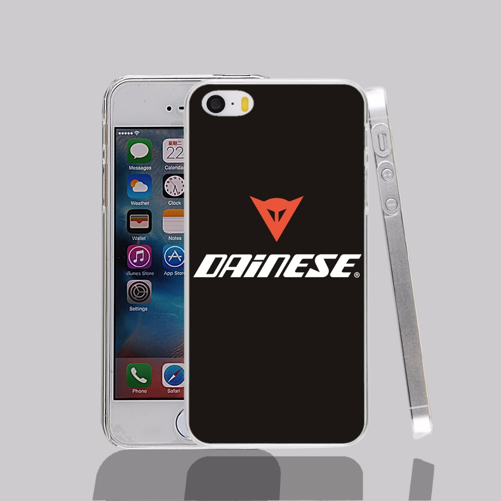 14093 DAINE SE Racing Team Logo transparent Cover cell phone Case for iPhone 4 4S 5 5S 5C 6 6S Plus 6SPlus