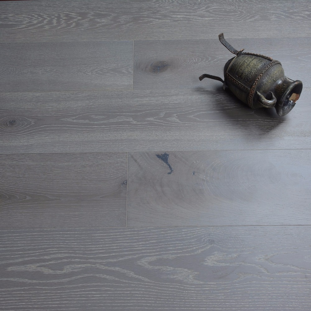 TWO PIECES European Oak Engineered Wood Flooring Small Piece As SAMPLE