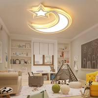 Modern Ceiling lamps white blue pink color For boys and girls Bedroom Cabinet lamp Luminaria ceiling Lighting fixtures