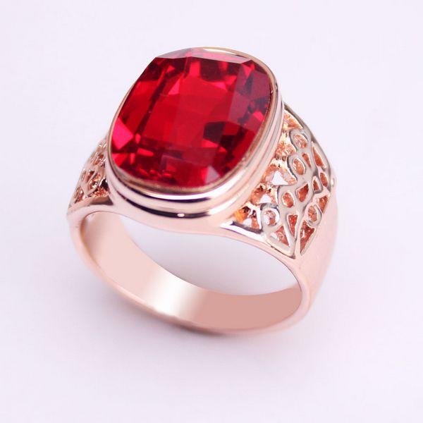 ePacket Free Shipping Fashion Rose Gold Engagement Wedding Rings