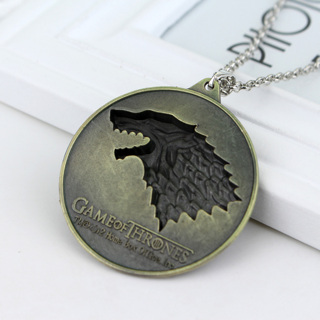 Game Of Throne – 9 Houses Necklaces