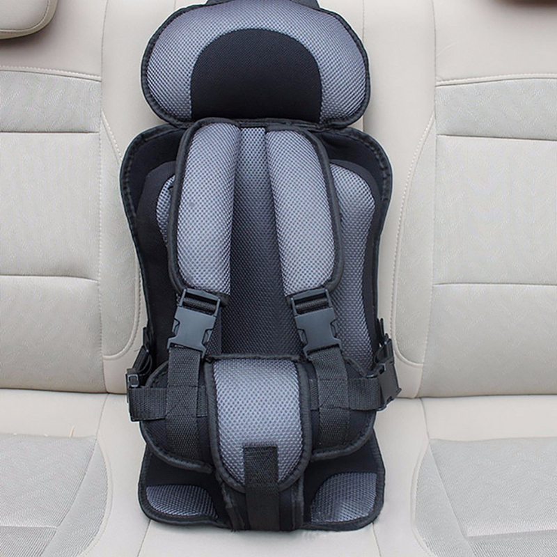 New Adjustable Baby Car Seat 6 Months-5 Years Old Baby Safe Toddler Booster Seat Thicken Child Car Seats Potable Baby Chair Car hauck beta baby dinning high chair 4 color available above 6 months baby booster seat beech wood baby feed chair
