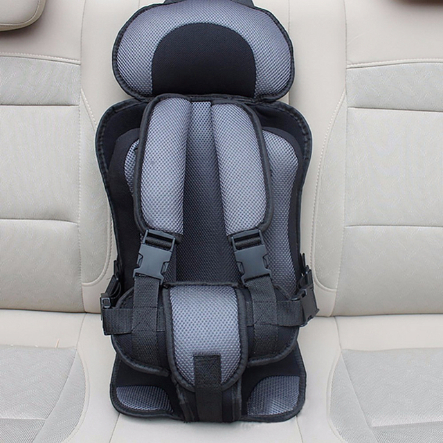 New Adjustable Baby Car Seat 6 Months 5 Years Old Baby Safe Toddler ...