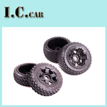 baja off-road wheel and tyres for 1/5 HPI Baja 5B Parts Rovan KM