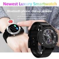 Sim карты Для мужчин Смарт часы WI FI Smartwatch сердечного ритма gps часы Смарт часы Электроника наручные часы мужской леди pk allcall w2 w1 z28