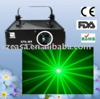 Programmable 50mW Green Laser Beam Light Disco Lighting Show Projectors