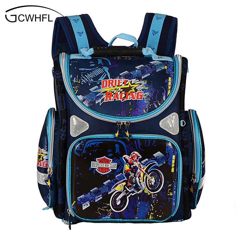 New Arrivals 2019 Orthopedic Children School Bags For Boys School Backpacks Child Book Bag Motorbike Backpack Kids Satchel GirlsNew Arrivals 2019 Orthopedic Children School Bags For Boys School Backpacks Child Book Bag Motorbike Backpack Kids Satchel Girls