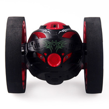 RC Bounce Jumping Car