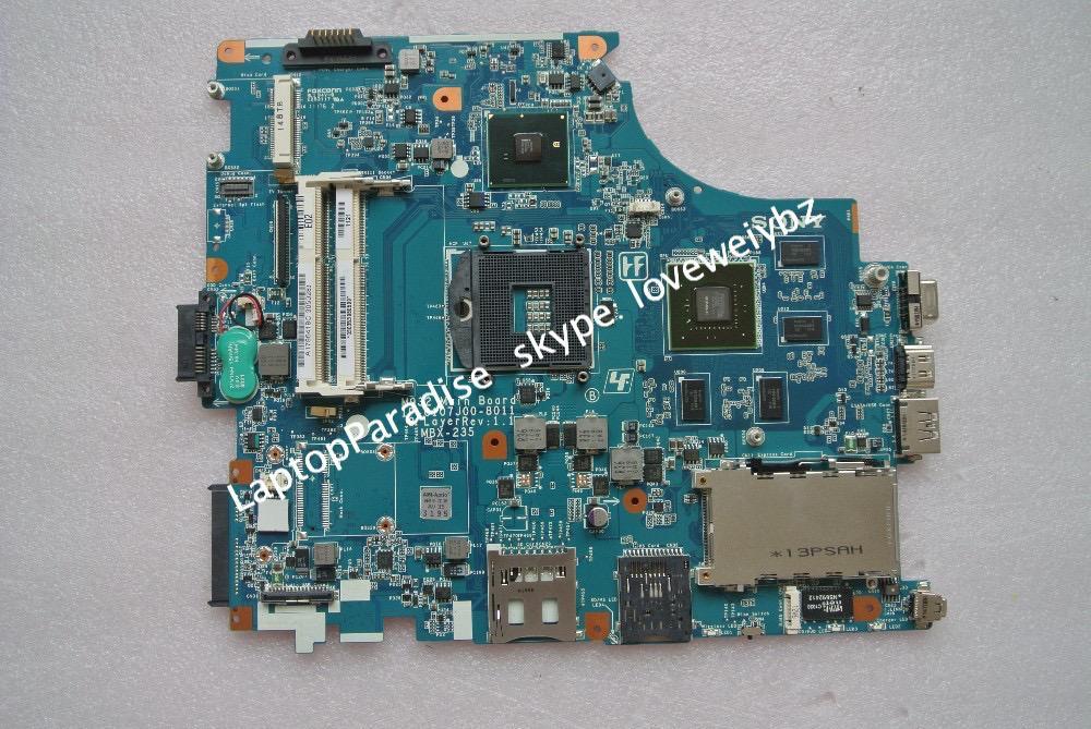 A1796418C A1796418A A1796418B For sony VAIO VPC-F VPCF Laptop Motherboard MBX- 235 M932 Main board 1P-0107J00-8011