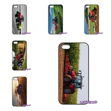 For Samsung Galaxy A3 A5 A7 A8 A9 J1 J2 J3 J5 J7 Prime 2015 2016 2017 Fashion Massey Ferguson Tractors Cell Phone Case Cover