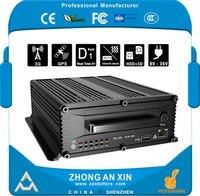 8 Channel AHD GPS Tracking 3G WCDMA 2 5 SATA HDD 2TB SD Card 64GB Vehicle