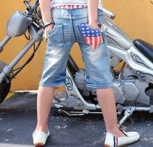 Дети Брюки Брюки Для Мальчиков Случайные Мальчики Летние Джинсовые Шорты Дети Бренд Моды Спортивные Шорты Мальчики Дети Шорты Новая Горячая