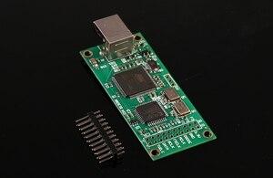 Image 3 - USB IIS Interface numérique DAC carte de décodeur prise en charge DSD512 32bit 384K I2S DSD sortie amplificateur audio décodeur