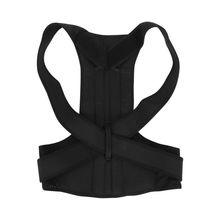 Adjustable Spine Support Belt Posture Correction For Men Women Adult Corset Back Corrector Shoulder Lumbar Brace