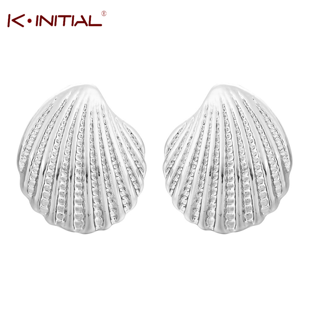 sea listing fine fullxfull zoom urchin seashell eco silver earrings cast il shell stud