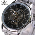 SEWOR Automatic Mechanical Watch Men Fashion Mens Watches Top Brand Luxury Business Wrist Watch for Men Clock Relojes Hombre
