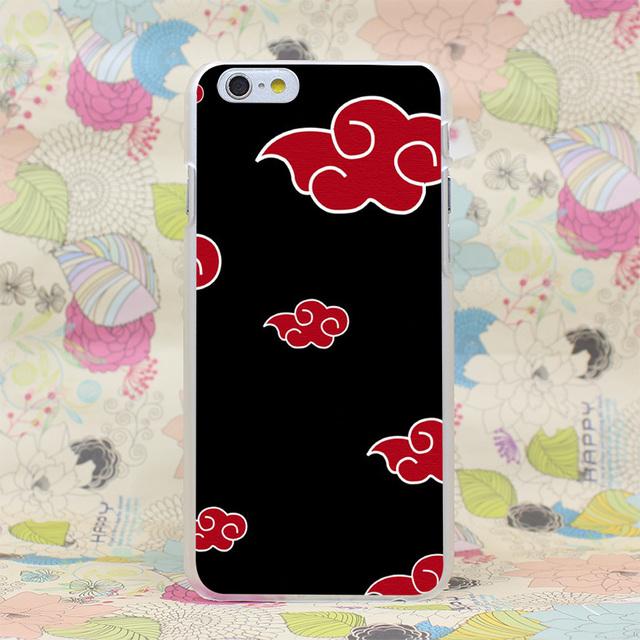 Naruto Akatsuki Case For iPhone