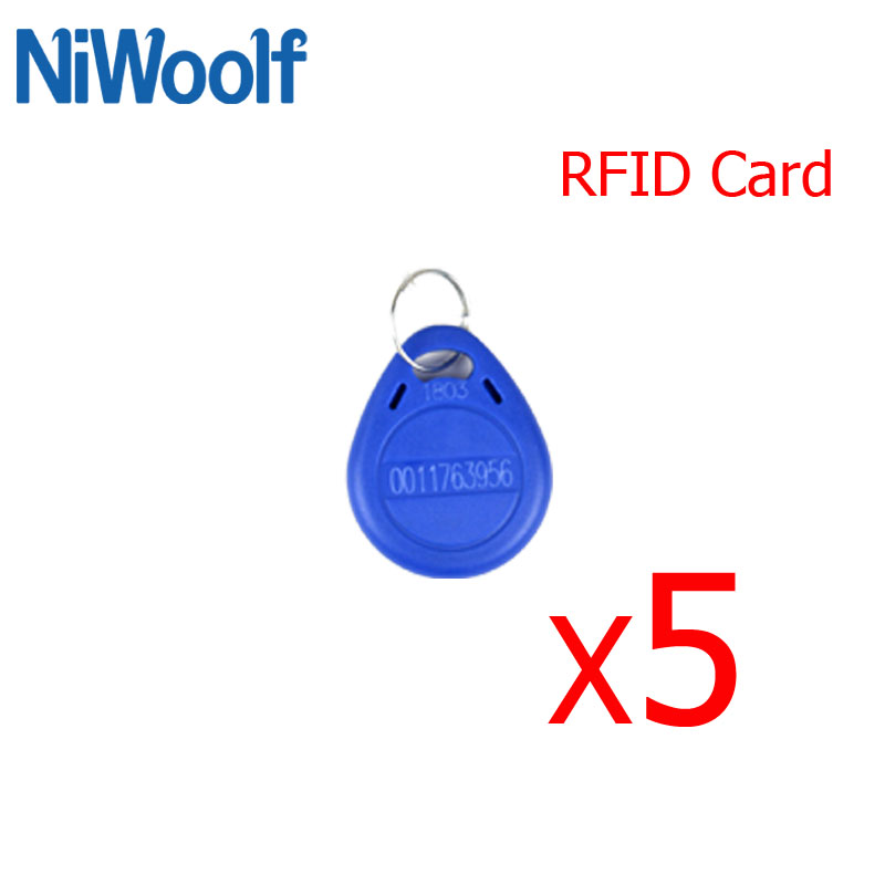Wholesale RFID Card For Our RFID (APP GSM) Home Burglar Alarm System,