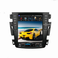 Vertical Screen Quad Core 9 7 Car Radio GPS Navigation For Nissan Teana J31 2003 2007