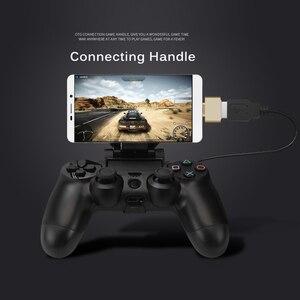Image 4 - USB 3.0 סוג C OTG מתאם מיקרו USB OTG ממיר עבור Redmi Xiaomi Huawei סמסונג עכבר מקלדת USB פלאש דיסק מתאם OTG
