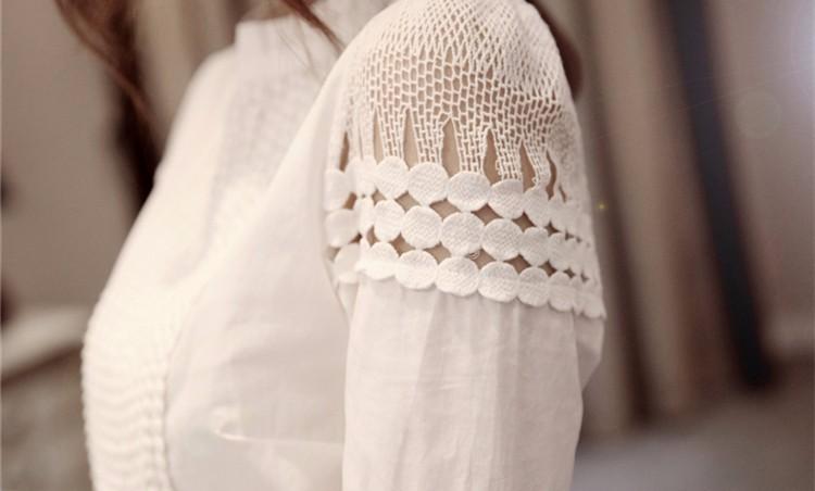 HTB1QRnxOFXXXXXhXFXXq6xXFXXXo - Summer plus size casual Cotton ladies white lace