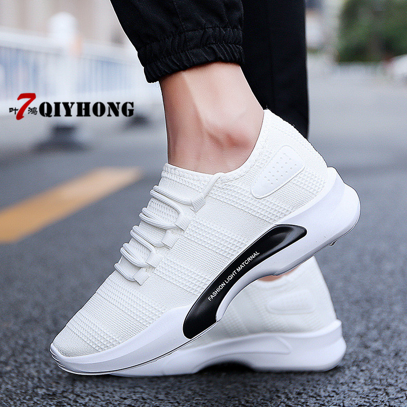 Spring And Summer Popular Men Fashion Casual Shoes Breathable Men Shoes 2018 New Adult Non-Slip Comfortable Footwear 2017 new rax spring and summer trace shoes men interference water breathable non slip hiking shoes mesh shock absorber insoles