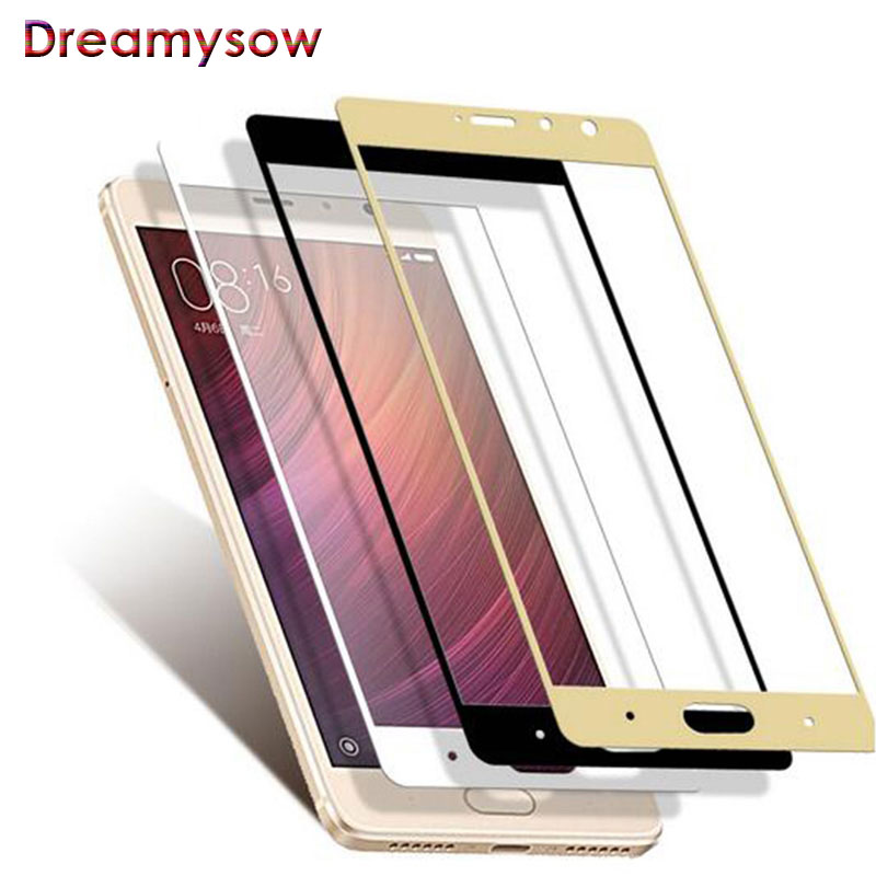 9H Screen Protector Full Cover Tempered Glass for Xiaomi Redmi 5A 4 Pro Prime 4A Note 4 Global Version Note 5A 4X Mi5X Mi A