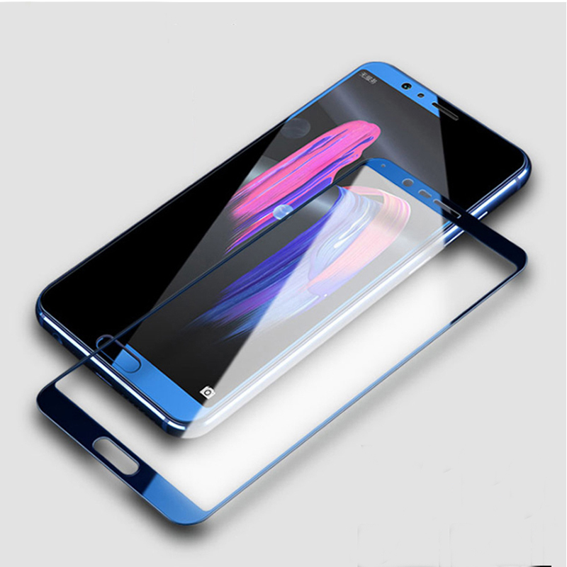 Tempered Glass For Huawei Honor 10 lite light Screen Protector Protective Glass On Honor 10i V10 Glass Full Cover trempe verre image