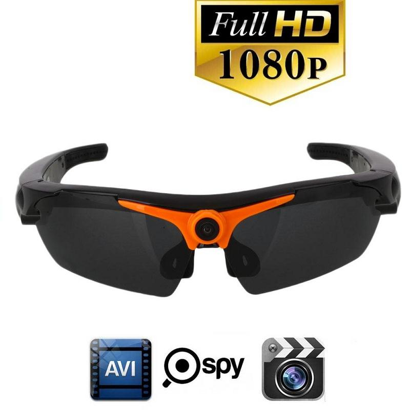 NEW Sport Sunglasses Camera Outdoor Smart Spy Glasses With Camera DVR Recorde