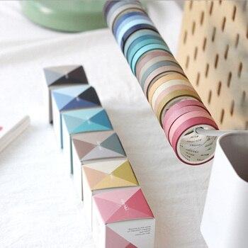 4pcs/box Love series  9mm*3M washi tape DIY decoration scrapbooking planner masking adhesive label sticker stationer